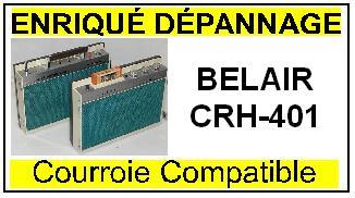BELAIR-CRH401-COURROIES-ET-KITS-COURROIES-COMPATIBLES