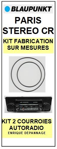 BLAUPUNKT-PARIS STEREO CR-COURROIES-ET-KITS-COURROIES-COMPATIBLES