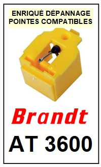 BRANDT-AT3600-POINTES-DE-LECTURE-DIAMANTS-SAPHIRS-COMPATIBLES