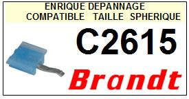 BRANDT-C2615-POINTES-DE-LECTURE-DIAMANTS-SAPHIRS-COMPATIBLES