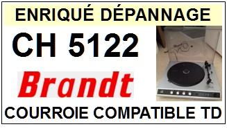 BRANDT-CH5122-COURROIES-ET-KITS-COURROIES-COMPATIBLES