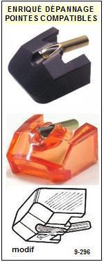 BRANDT Platine P111 P-111 Pointe diamant elliptique <br><small>sce 13-12</small>