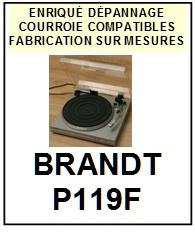 BRANDT-P119F-COURROIES-ET-KITS-COURROIES-COMPATIBLES