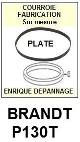 BRANDT-P130T-COURROIES-ET-KITS-COURROIES-COMPATIBLES