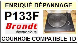 BRANDT-P133F-COURROIES-ET-KITS-COURROIES-COMPATIBLES
