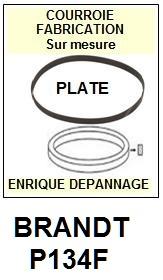 BRANDT-P134F-COURROIES-ET-KITS-COURROIES-COMPATIBLES