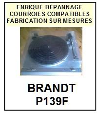 BRANDT-P139F-COURROIES-ET-KITS-COURROIES-COMPATIBLES