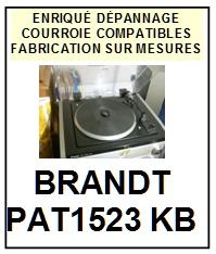 BRANDT-PAT1523KB-COURROIES-ET-KITS-COURROIES-COMPATIBLES