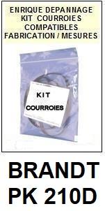 BRANDT-PK210D-COURROIES-ET-KITS-COURROIES-COMPATIBLES