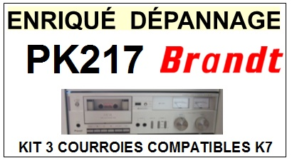 BRANDT-PK217-COURROIES-ET-KITS-COURROIES-COMPATIBLES