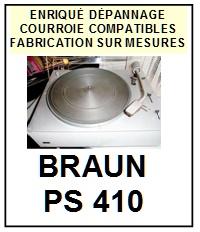 BRAUN-PS410 PS 410-COURROIES-ET-KITS-COURROIES-COMPATIBLES