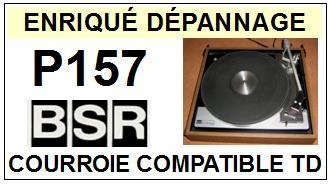 BSR-P157-COURROIES-ET-KITS-COURROIES-COMPATIBLES