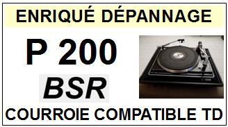 BSR-P200-COURROIES-ET-KITS-COURROIES-COMPATIBLES