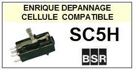 BSR  SC5H    Cellule de remplacement  avec Saphir Sphérique