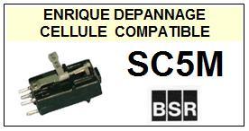 BSR SC5M  Cellule avec diamant Sphérique <BR><small>cel+st+78t 2014-10</small>