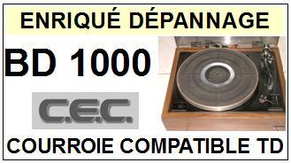 CEC-BD1000-COURROIES-ET-KITS-COURROIES-COMPATIBLES