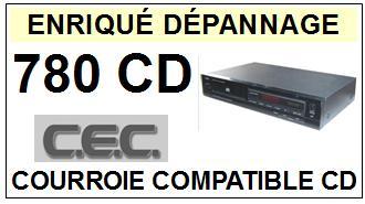 CEC CHUO DENKI-780CD-COURROIES-ET-KITS-COURROIES-COMPATIBLES