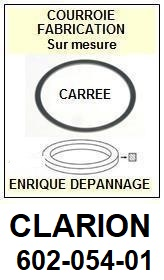 FICHE-DE-VENTE-COURROIES-COMPATIBLES-CLARION-60205401 602-054-01