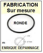 CONNOISSEUR-BD101 BD-101-COURROIES-ET-KITS-COURROIES-COMPATIBLES