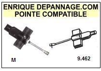 CONTINENTAL EDISON CR7266C  <br>Pointe diamant sphérique pour tourne-disques (stylus)<SMALL> 2015-11</SMALL>