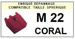 CORAL-M22-POINTES-DE-LECTURE-DIAMANTS-SAPHIRS-COMPATIBLES
