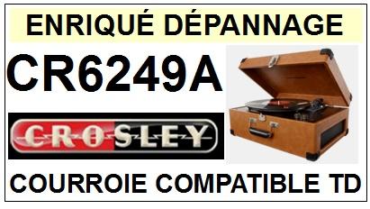 CROSLEY-CR6249A-COURROIES-ET-KITS-COURROIES-COMPATIBLES