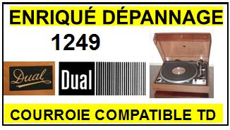DUAL-1249-COURROIES-ET-KITS-COURROIES-COMPATIBLES