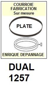 DUAL-1257-COURROIES-ET-KITS-COURROIES-COMPATIBLES