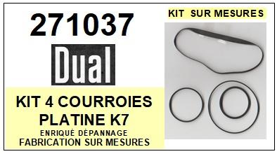 DUAL-271037-COURROIES-ET-KITS-COURROIES-COMPATIBLES