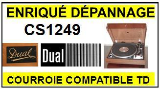 DUAL-CS1249-COURROIES-ET-KITS-COURROIES-COMPATIBLES
