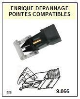 DUAL CS626 <br>Pointe diamant sphérique pour tourne-disques (stylus)<SMALL> 2015-11</SMALL>