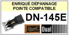 DUAL DN145E <br>Pointe Diamant sphérique (stylus)<small> 2015-11</small>