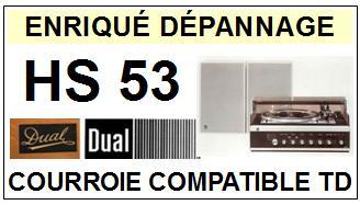 DUAL-HS53-COURROIES-ET-KITS-COURROIES-COMPATIBLES