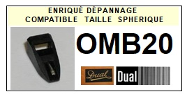 DUAL-OMB20-POINTES-DE-LECTURE-DIAMANTS-SAPHIRS-COMPATIBLES