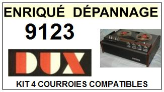 DUX-9123-COURROIES-ET-KITS-COURROIES-COMPATIBLES