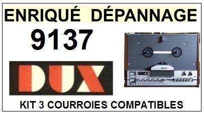 DUX-9137-COURROIES-ET-KITS-COURROIES-COMPATIBLES