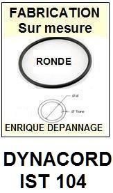 DYNACORD-IST104-COURROIES-ET-KITS-COURROIES-COMPATIBLES