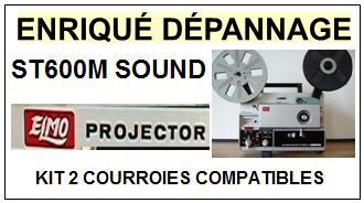 ELMO-ST600M SOUND-COURROIES-ET-KITS-COURROIES-COMPATIBLES