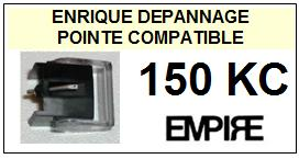 AUDIO EMPIRE 150KC  Pointe de lecture compatible Diamant sphérique