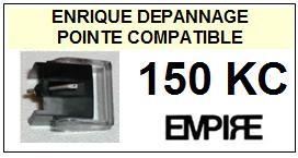 AUDIO EMPIRE 150KC  Pointe de lecture compatible Diamant sphérique