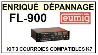 EUMIG-FL900 FL-900-COURROIES-ET-KITS-COURROIES-COMPATIBLES