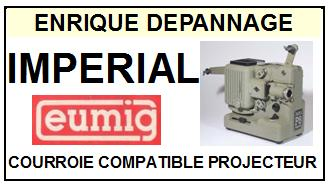 EUMIG-IMPERIAL-COURROIES-ET-KITS-COURROIES-COMPATIBLES