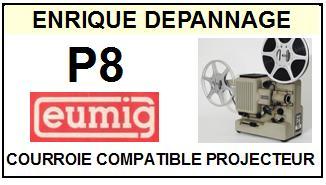 EUMIG-P8-COURROIES-ET-KITS-COURROIES-COMPATIBLES