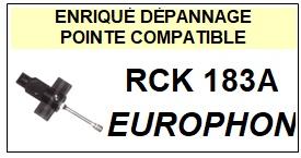 EUROPHON-RCK183A-POINTES-DE-LECTURE-DIAMANTS-SAPHIRS-COMPATIBLES