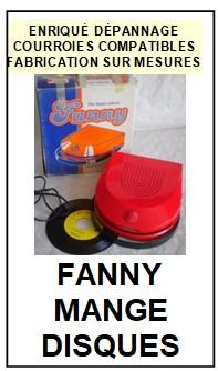 FANNY-MANGE DISQUES-COURROIES-ET-KITS-COURROIES-COMPATIBLES