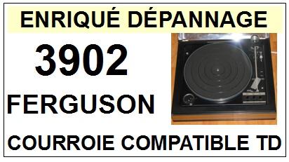 FERGUSON-3902-COURROIES-ET-KITS-COURROIES-COMPATIBLES