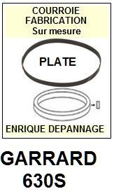 GARRARD-630S-COURROIES-ET-KITS-COURROIES-COMPATIBLES