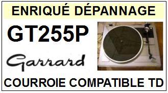 GARRARD-GT255P-COURROIES-ET-KITS-COURROIES-COMPATIBLES