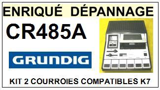 GRUNDIG-CR485A-COURROIES-ET-KITS-COURROIES-COMPATIBLES