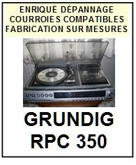 GRUNDIG-RPC350-COURROIES-ET-KITS-COURROIES-COMPATIBLES